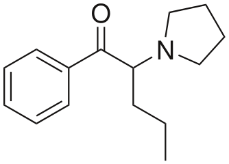alpha-pyrrolidinopentiophenone-svg