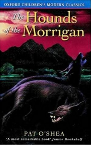 hounds of the morrigan