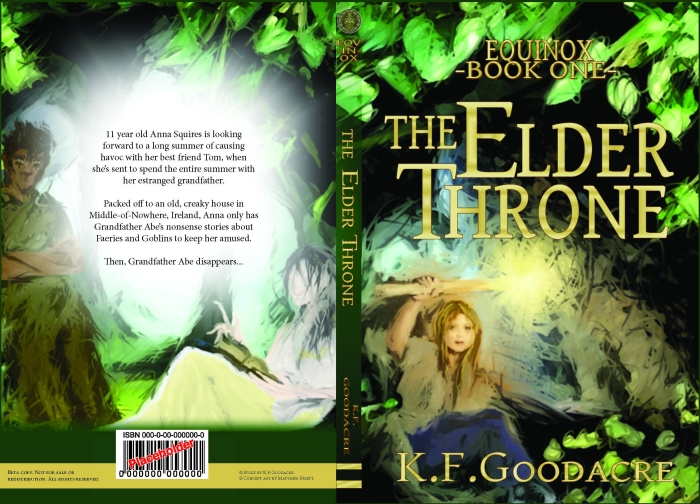 The Elder Throne Cover 2